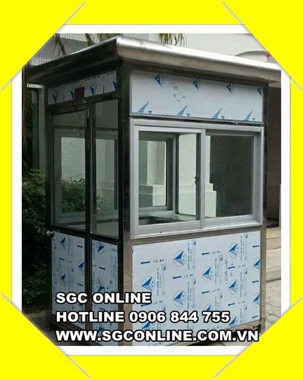 SGC Online - Chuyên thiết kế, sản xuất bốt bảo vệ tại TPHCM