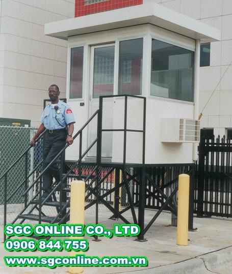 Chòi bảo vệ CB05