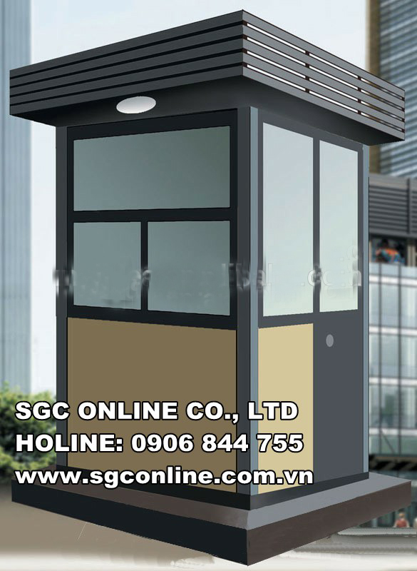 prefab_security_guard_house_prefab_security_sentry