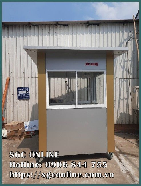 Cabin bảo vệ giá rẻ SG71