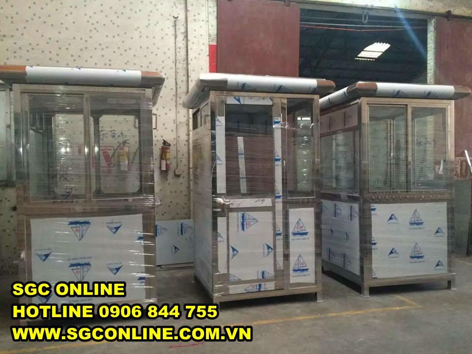 Cabin bảo vệ inox BV92