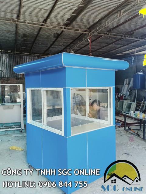 Cabin bảo vệ khung thép Đồng Tháp