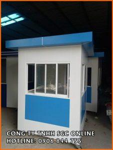 Sản xuất cabin bảo vệ giá rẻ