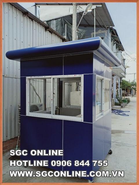 Chốt gác bảo vệ SG36