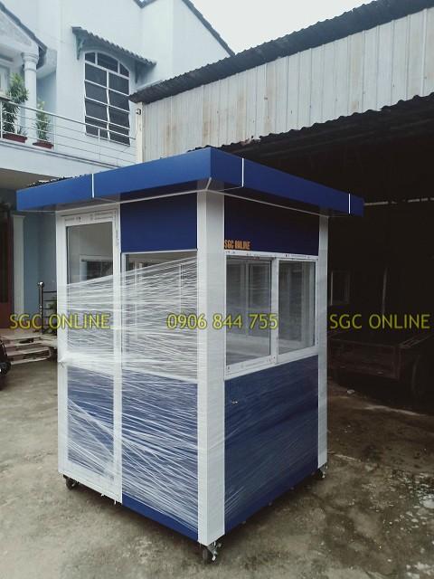 Sản xuất chốt bảo vệ khung thép đẹp