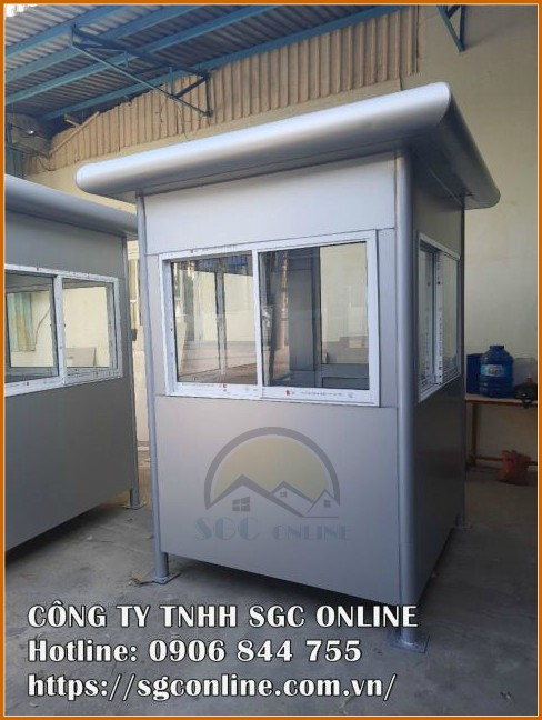 Mẫu bốt bảo vệ giá rẻ SG30